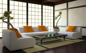 Wohnzimmer im japanischen stil gestalten for Asiatische einrichtung wohnzimmer